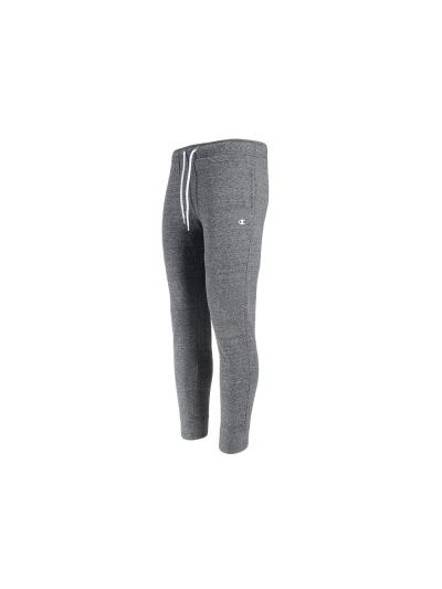 Moške dolge hlače Champion 215097 na patent - temno sive