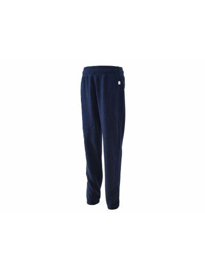Dekliške športne elastične hlače na patent Champion® 403326 modre