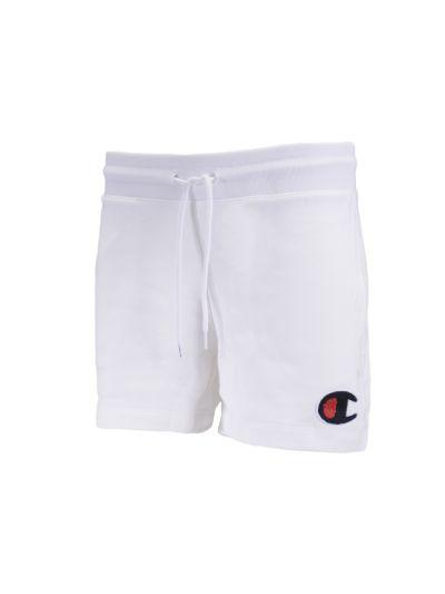 Ženske kratke hlače Champion® 111389 ROCHESTER - bela