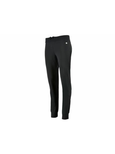 Ženske dolge hlače Champion® 111414 na patent črne