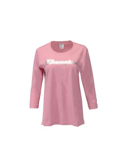 Ženska majica Champion® 111514 - 3/4 rokav - roza