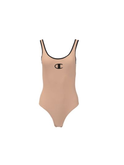 Ženske enodelne kopalke Champion® 111855 ROCHESTER - pastelno roza
