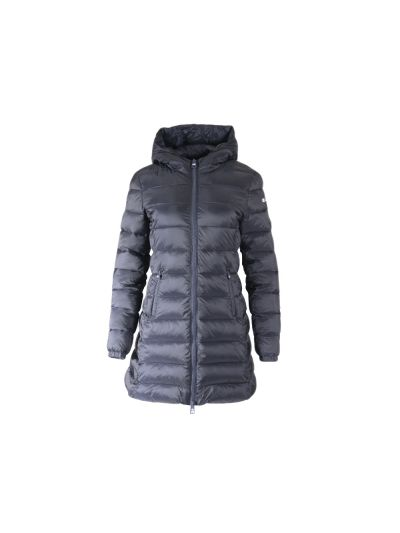 Ženska jakna Champion® 112339 s kapuco - navy
