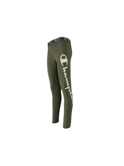 Ženske pajkice Champion® 112417 olivno zelene - SkinnyFit