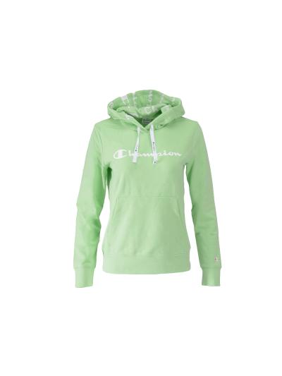 Ženski pulover s kapuco Champion® C112580 - zelen