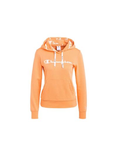 Ženski pulover s kapuco Champion® 112580 - oranžen