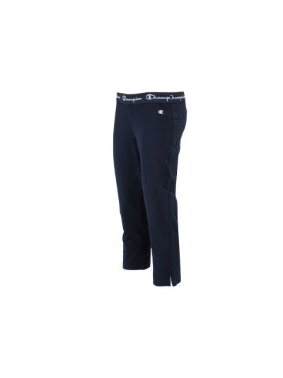 Ženske kapri hlač Champion 112598 - navy