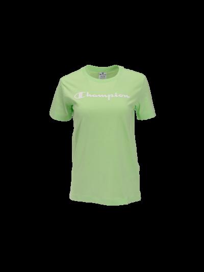 Ženska majica s kratkimi rokavi Champion® 112602 - mint