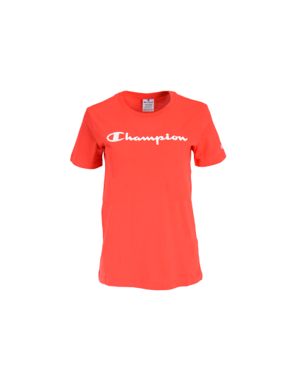Ženska majica s kratkimi rokavi Champion® 112602 - rdeča