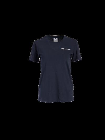 Ženska športna majica s kratkimi rokavi Champion® 112605 - navy