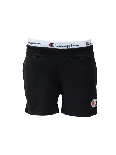 Ženske kratke hlače Champion ROCHESTER 112648 - črne