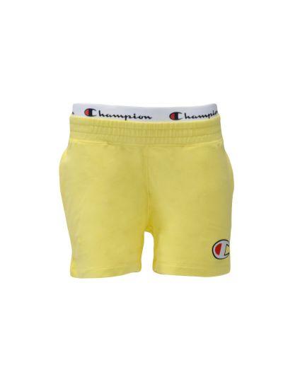 Ženske kratke hlače Champion ROCHESTER 112648 - rumene