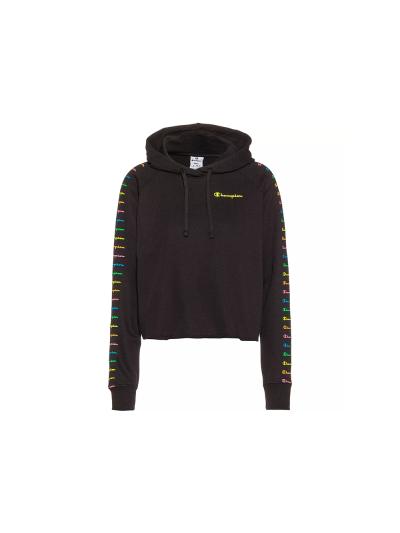 Ženski pulover s kapuco Champion® 113089 - črn