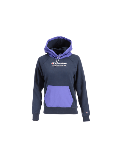 Ženski pulover s kapuco Champion® ROCHESTER 113275 - moder