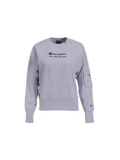 Ženski pulover Champion® ROCHESTER 113314 - lila