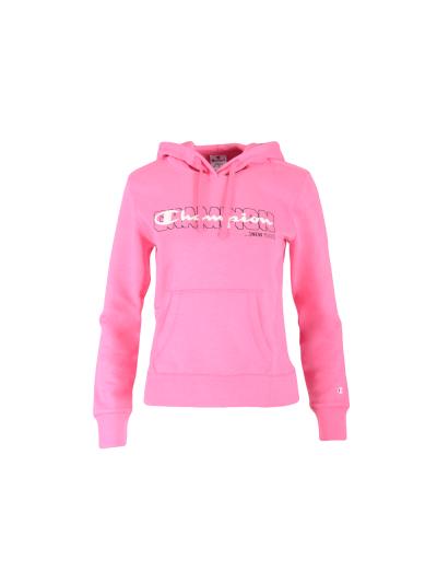 Ženski pulover s kapuco Champion® 113356 - roza