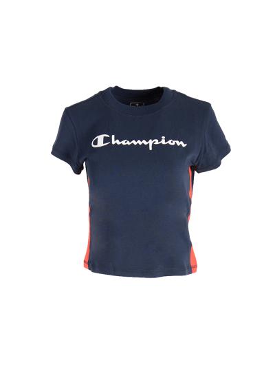 Ženska športna majica Champion 113384 - navy