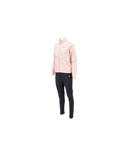 Ženski športni komplet Champion® ALLOVER 113606 - roza