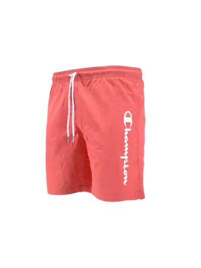Moške kratke kopalne hlače Champion® 212879 - temno rdeče