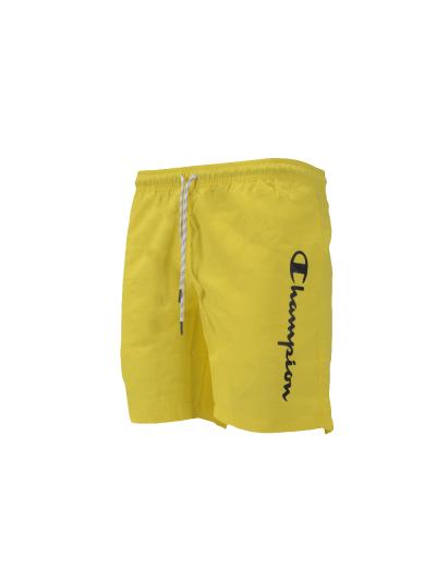 Moške kratke hlače kopalne hlače Champion® 212879 - rumene