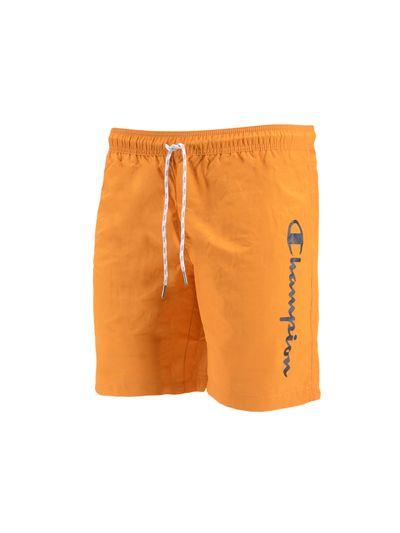 Moške kratke kopalne hlače Champion® 212879 - oranžne