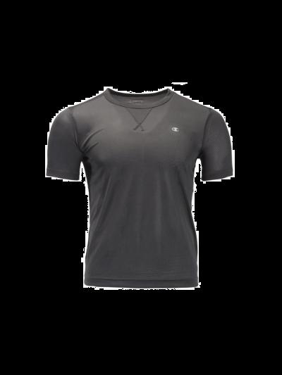 Moška športna majica Champion® kratek rokav - črna