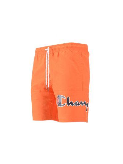 Moške kopalne kratke hlače Champion® 213396ROCHESTER - oranžne