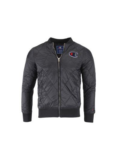 Moška jakna Bomber Champion® 213403 ROCHESTER - črna