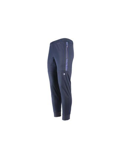 Moške dolge hlače Champion® C213567 na patent - navy