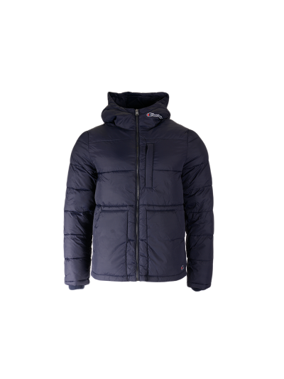 Moška jakna Champion® 213625 s kapuco - navy - ROCHESTER kolekcija