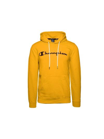 Moški pulover s kapuco Champion® 214138 - rumen
