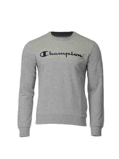 Moški pulover Champion 214140 - siv