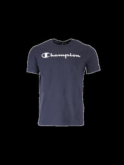 Moška športna majica Champion® 214142 kratek rokav - navy
