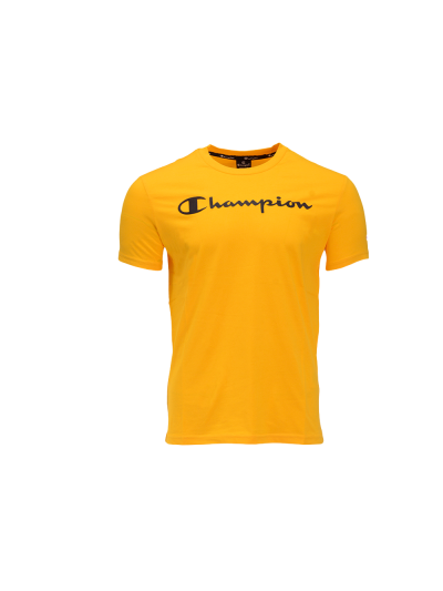Moška majica s kratkimi rokavi Champion® 214142 - rumena