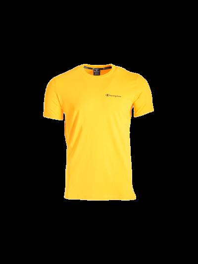 Moška športna majica Champion® 214153 kratek rokav - rumena