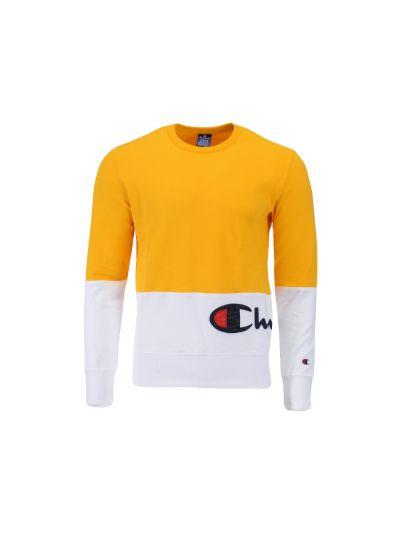 Moški pulover Champion® Rochester 214206 - rumen