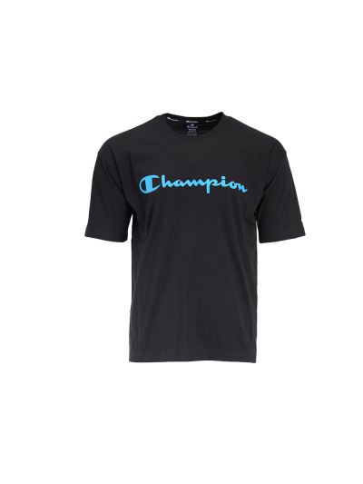 Moška majica s kratkimi rokavi Champion® 214234 - črna