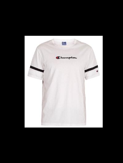 Moška majica s kratkimi rokavi Champion® Rochester Graphic 214267 - bela