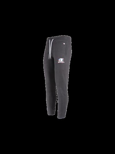 Moške dolge hlače na patent Champion® GRAPHIC 214299 - črne