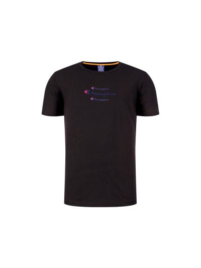 Moška športna majica Champion® ROCHESTER Triple 214330 - črna