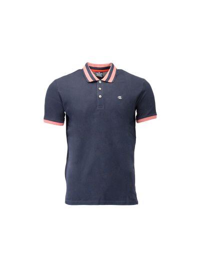 Moška polo majica Champion 214394 - navy