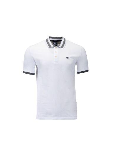 Moška polo majica Champion 214394 - bela