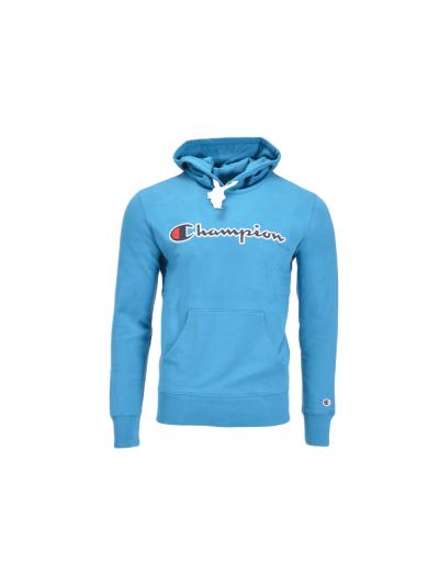Moški pulover s kapuco Champion® ROCHESTER 214718 - moder