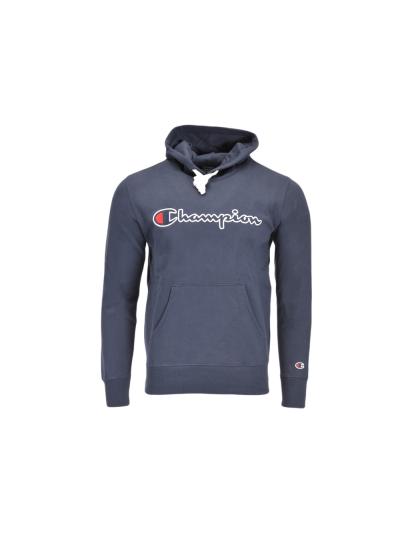 Moški pulover s kapuco Champion® ROCHESTER 214718 - temno moder