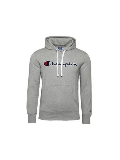 Moški pulover s kapuco Champion® ROCHESTER 214718 - siv