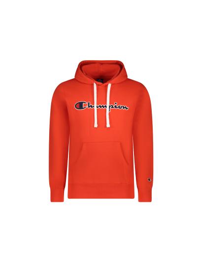 Moški pulover s kapuco Champion® ROCHESTER 214718 - oranžen