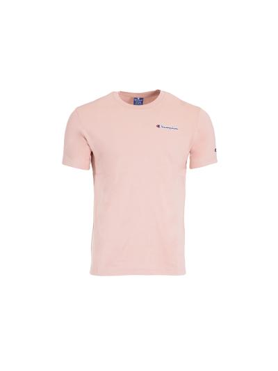 Moška majica Champion ROCHESTER 214727 - pastelno roza
