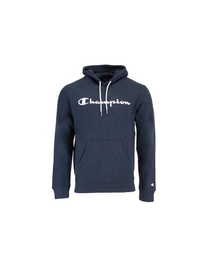 Moški pulover s kapuco Champion 214743 - navy