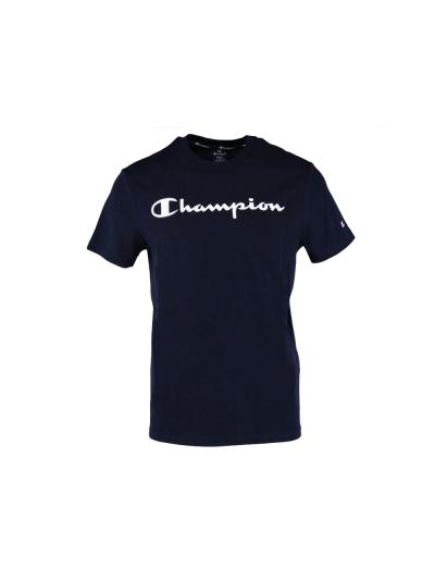 Moška majica s kratkimi rokavi Champion® 214747 - navy