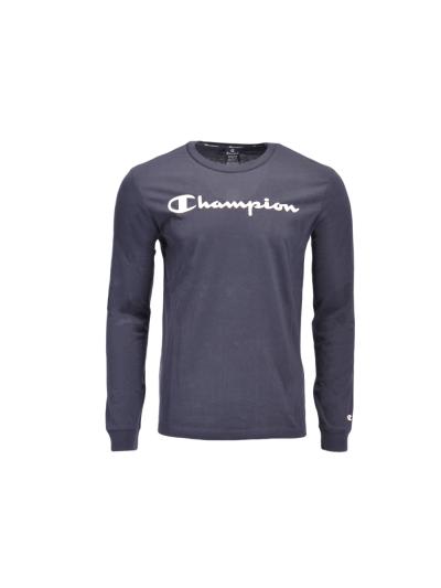 Moška majica z dolgimi rokavi Champion® 214748 - navy